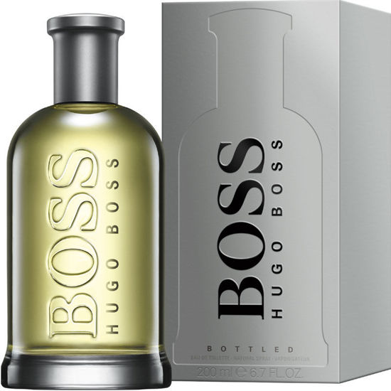 Picture of Hugo Boss Boss Bottled Edt For Men - 200Ml