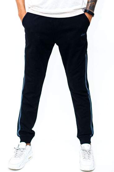 Picture of Sonam Chewang Men's Joggers With Quarter Stripe