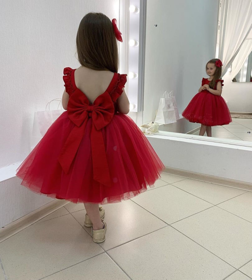 Picture of Red Dress