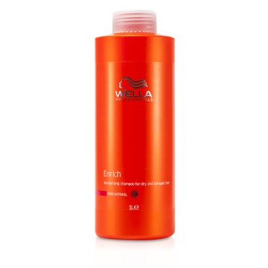 Picture of Wella Enrich Shampoo For Dry And Damage Hair 1000Ml