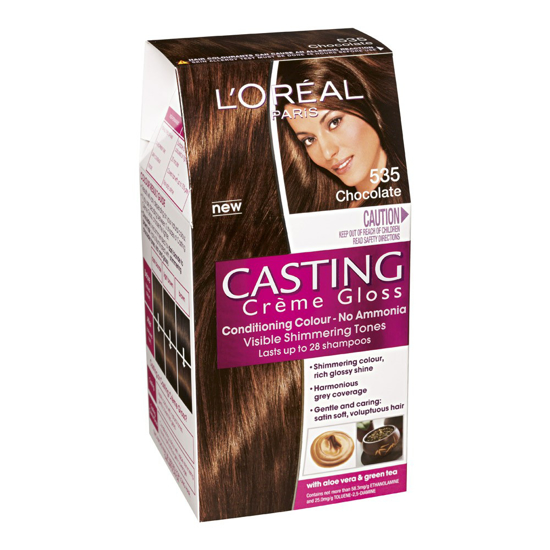 Picture of L'Oreal Paris Casting Creme Gloss Chocolate 535