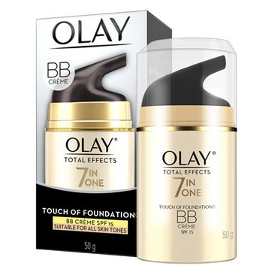 Picture of Olay Total Effects 7 In One Touch Of Foundation BB Creme SPF 15 , 50g