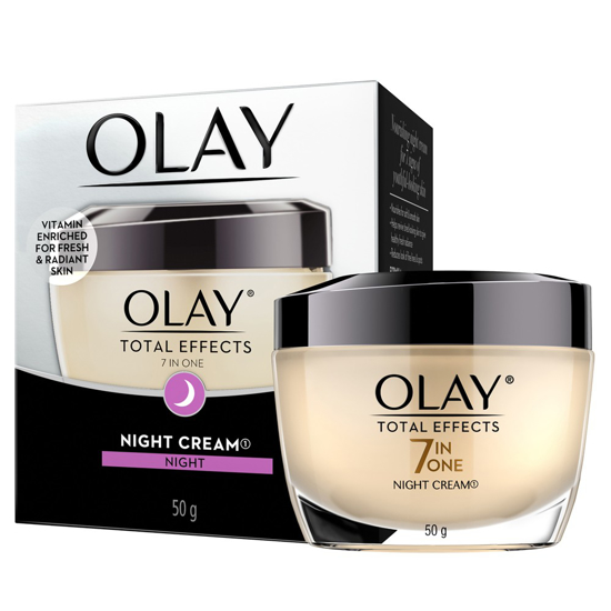 Picture of Olay Total Effects Night Firming Cream, 50 ml