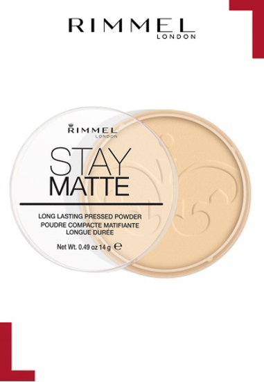 Picture of Rimmel Stay Matte Powder- Transparent