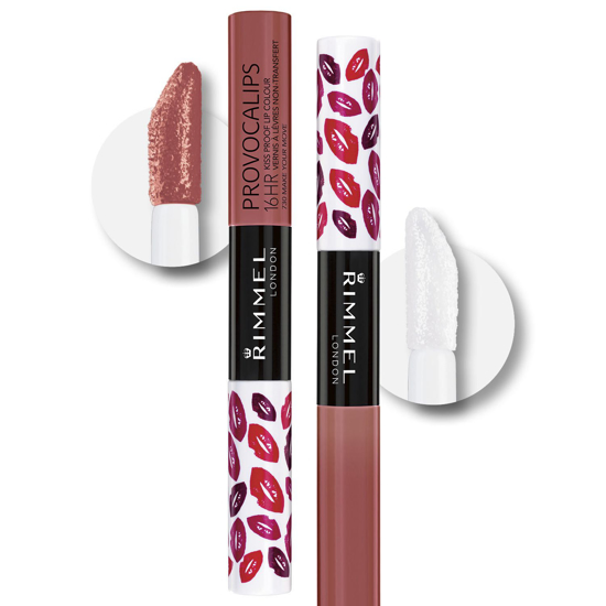 Picture of Rimmel Of London Provocalips 16Hr Kissproof Lip Colour 730 Make Your Love
