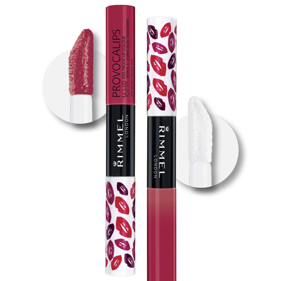 Picture of Rimmel Of London Provocalips 16Hr Kissproof Lips Colour 420 Berry seductive- 7 Ml