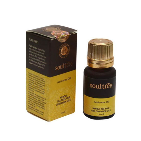 Picture of Soultree Anti Acne Face Oil - 10 Ml