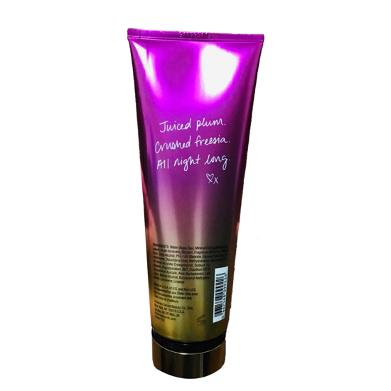 Picture of Victoria's Secret Juiced Plum Crushed Freesia All Night Long Lotion