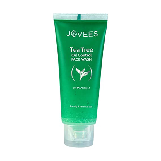 Picture of Jovees Tea Tree Oil Control Face Wash