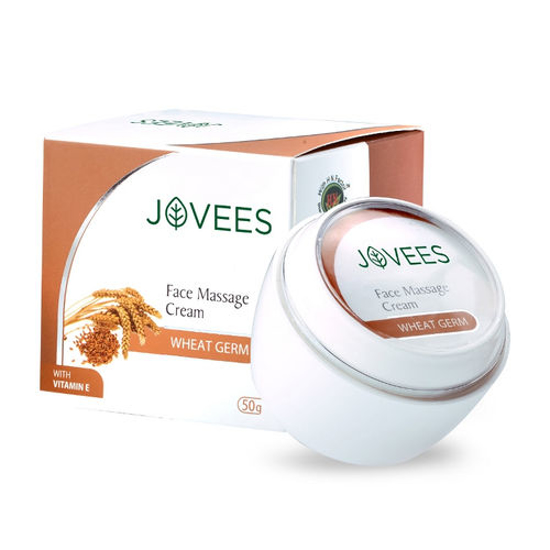 Picture of Jovees Wheatgerm Face Massage Cream