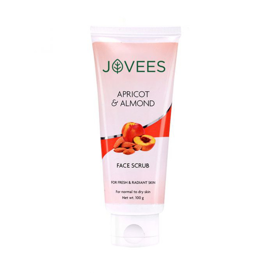 Picture of Jovees Apricot & Almond Face Scrub