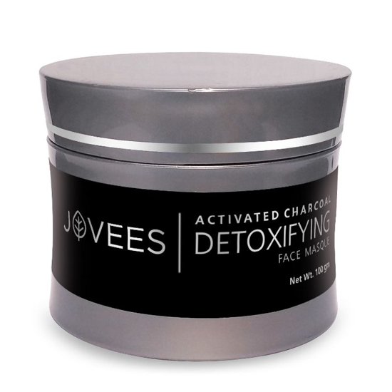 Picture of Jovees Activated Charcoal Detoxifying Face Masque