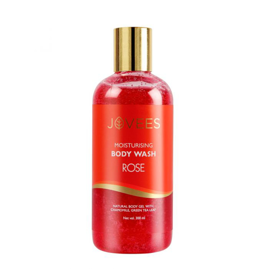 Picture of Jovees Moisturising Body Wash Rose-300ml