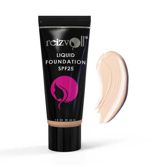 Picture of Reizvoll Liquid Foundation SPF 25-Ivory