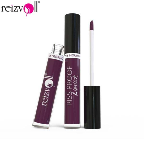 Picture of Reizvoll Kissproof Liquid Lipstick - Purple Berry