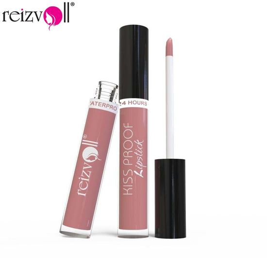 Picture of Reizvoll Kissproof Liquid Lipstick - Ambre Nude