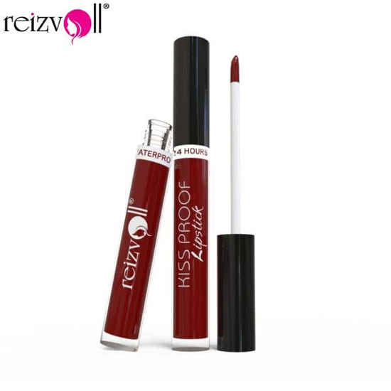 Picture of Reizvoll Kissproof Liquid Lipstick - Fairy Red