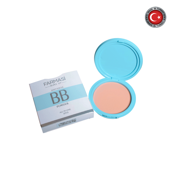 Picture of Farmasi BB Powder No: 2 (Medium), 14gm