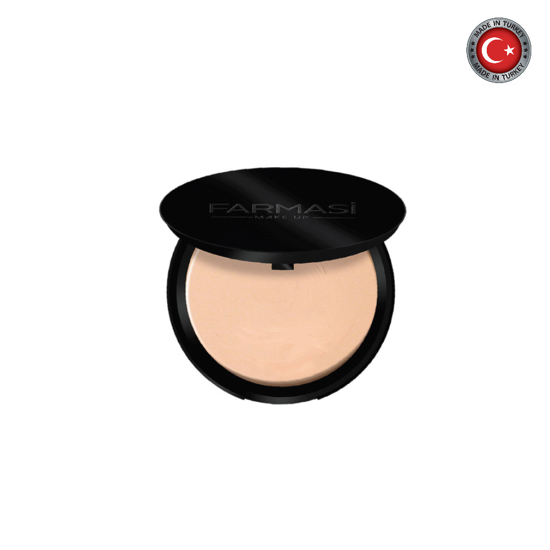Picture of Farmasi Make Up Flawless Touch Pata Cream 01 - Porcelain