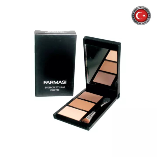 Picture of Farmasi Eyebrow Styling Palette