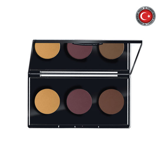 Picture of Farmasi Make Up Trio Eyeshadow Kit 6gm - 01 Love Yourself