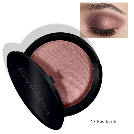 Picture of Farmasi Make Up Mono Eyeshadow 5gm - 17 Red Earth