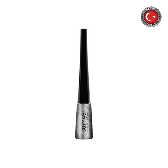 Picture of Farmasi Make Up Metallic Eyeliner 01 - Platinum