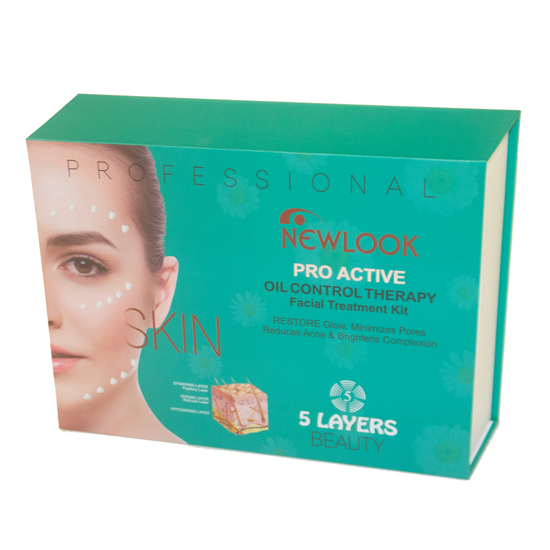 Picture of Newlook Pro- Active Oil Control Therapy- 1 kit