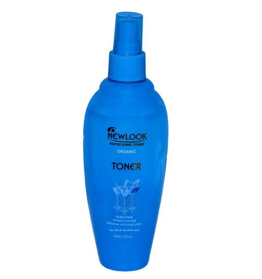 Picture of Newlook Refreshing Toner for oily skin-200ml