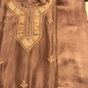 Cedar Brown Kurta Set