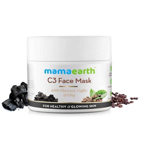 Picture of Mamaearth C3 Face Mask-100ml