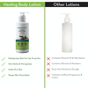 Picture of Mamaearth Healing Natural Body Lotion for dry skin-250ml