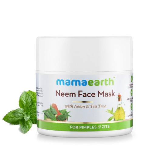 Picture of Mamaearth Neem Face Mask-100 ml