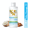 Picture of Mamaearth Soothing Massage Oil for Babies with Sesame, Almond & Jojoba Oil - 100ml