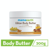 Picture of Mamaearth Ubtan Body Butter, For Dry Skin, With Turmeric & Honey, For Deep Nourishment– 200g
