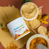 Picture of Mamaearth Ubtan Face Mask with Saffron & Turmeric for Skin Brightening and Tan Removal - 100gm