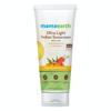 Picture of Mamaearth Ultra Light Indian Sunscreen with Carrot Seed, Turmeric & SPF 50 PA+++ - 80ml
