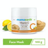 Picture of Mamaearth Vitamin C Face Mask With Vitamin C & Kaolin Clay for Skin Illumination - 100 g
