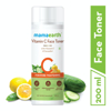 Picture of Mamaearth Vitamin C Face Toner with Vitamin C & Cucumber for Pore Tightening- 200 ml