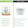 Picture of Mamaearth Vitamin C Sleeping Mask with Aloe Vera for Skin Illumination - 100 g