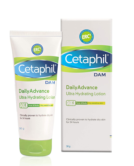 Picture of Cetaphil Daily Advance Ultra Hydrating Lotion (DAM) - 100g
