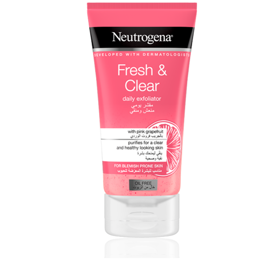 Picture of Neutrogena Fresh & Clear Daily Exfoliator