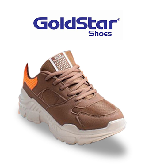 Picture of Goldstar Chunky Sports Shoes For Men - 9137