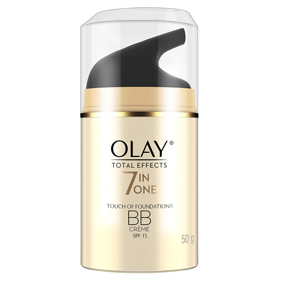 Picture of Olay Day Cream Total Effects 7 in 1 BB Cream SPF 15, 50g