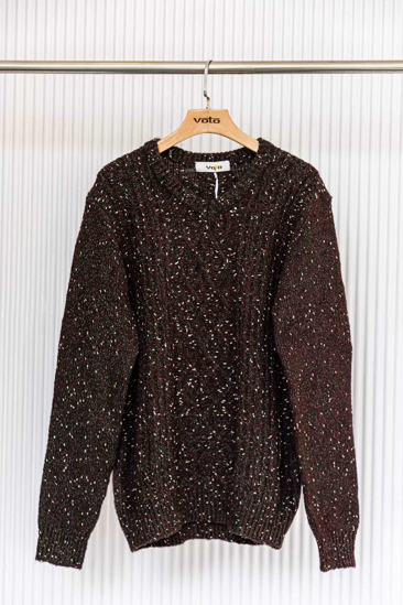 Picture of Wollen Brown Sweater