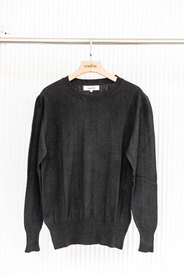 Picture of Black Wool Sweater