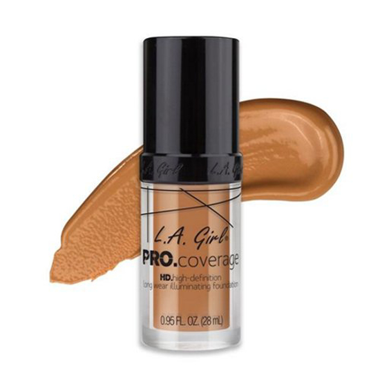 Picture of L.A. Girl Pro Coverage Illuminating Foundation (Beige)
