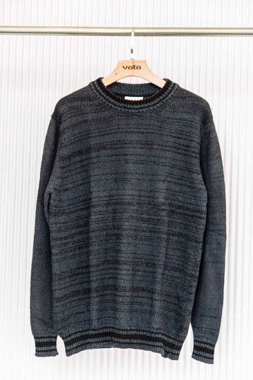 Picture of Round Neck Wool Sweater