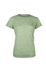 Picture of Metok Women's Linen T-shirt With Patch Pocket
