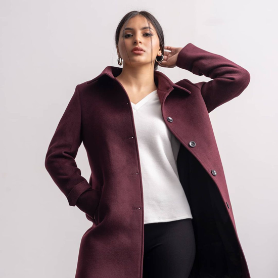 Picture of July Long Coat